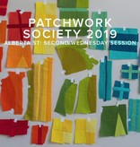 Modern Domestic 2019 Modern Domestic Patchwork Society Annual Membership, Alberta St Store, Second Wednesday monthly, 10am - 12pm