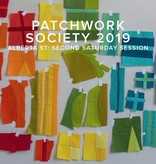 Modern Domestic 2019 Modern Domestic Patchwork Society Annual Membership, Alberta Street Store, Second Saturday monthly, 10am - 12pm