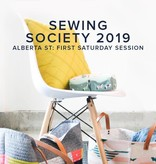 Modern Domestic CLUB FULL Modern Domestic Sewing Society Alberta St. Store Annual Membership, 2019, First Saturday monthly, 10 am -12:00 pm