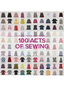 Jeanine Gaitan Learn to Sew Garments: 100 Acts of Sewing, Alberta St. Store,  Thursdays, January 31 & February 7, 6 - 9 pm
