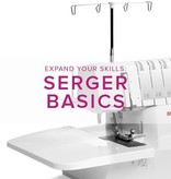 Modern Domestic MyBERNINA Serger Basic, Alberta St. Store, Monday, February 4, 2-4pm