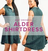 Jeanine Gaitan ONLY 1 SPOT LEFT Alder Shirt Dress, Alberta St. Store, Tuesdays, March 5, 12, & 19, 6-9pm