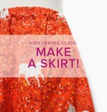 Cath Hall Kids Sewing Class: Make a Skirt,  Alberta St. Store, Friday, February 15, 10am-1pm