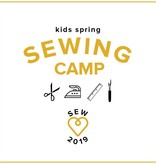 Cath Hall Kids Spring Break Sewing Camp: Make a Quilt!, Alberta St. Store,  Monday-Thursday, March 25, 26, 27, and 28, 10am-1pm