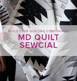 Modern Domestic Quilt Sewcial with Cath Hall, Alberta St. Store, Monday, April 15, 5-8pm