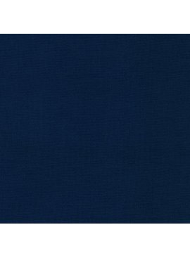 Robert Kaufman Kona Cotton Navy
