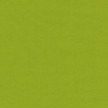 Robert Kaufman Kona Cotton Lime