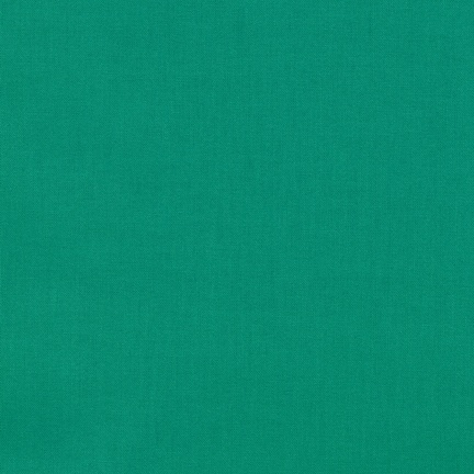 Robert Kaufman Kona Cotton Jade Green