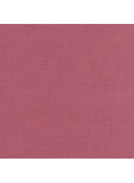 Robert Kaufman Kona Cotton Deep Rose