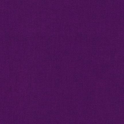 Robert Kaufman Kona Cotton Dark Violet