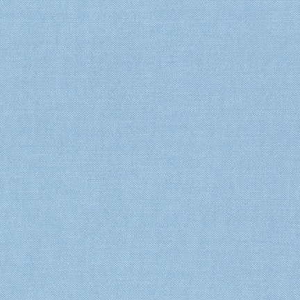 Robert Kaufman Flannel Chambray Rain