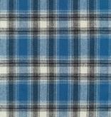 Robert Kaufman Tahoe Flannel Blue