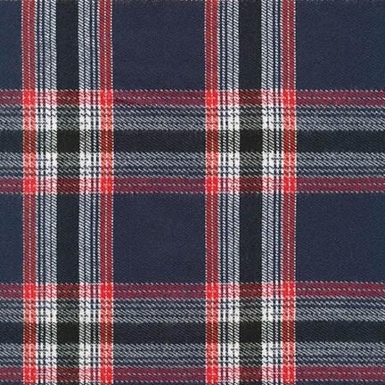 Robert Kaufman Durango Flannel Americana