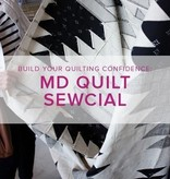 Modern Domestic Quilt Sewcial, Lake Oswego Store,  Tuesday, February 12, 10am - 1pm