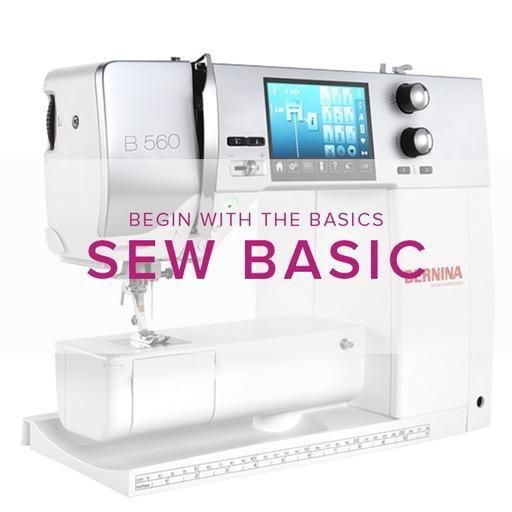 Modern Domestic Sew Basic ALL AGES, Lake Oswego Store, Sunday, February 17, 3-5pm