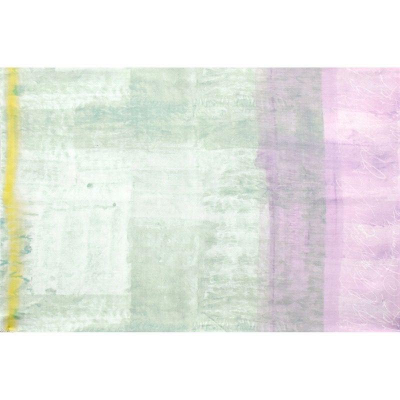 EE Schenck Nani Iro Double Gauze: Pipple Lavender