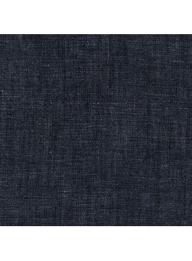 Robert Kaufman Indigo Washed Cotton Linen Chambray