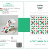 Then Came June Then Came June: Holly Jolly Quilt