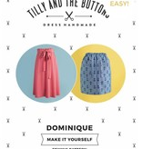 Tilly & the Buttons Tilly & the Buttons Dominique Skirt
