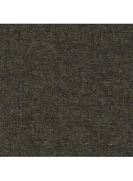 Robert Kaufman Essex Yarn Dyed Metallic Black