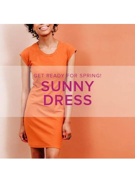 Karin Dejan Sunny Dress, Alberta St Store, Tuesdays, April 2, 9, 16, 6-9pm