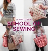Karin Dejan CLASS FULL Learn to Sew: School of Sewing, Alberta St. Store, Sundays, March 31, April 7, 14, & 21, 6-8:30 pm