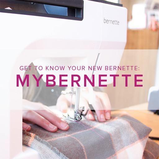Modern Domestic MyBernette: Machine Owner Class, Lake Oswego Store, Saturday, March 9, 10am-12pm