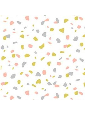 FIGO Perfect Day by Naomi Wilkinson Confetti on White
