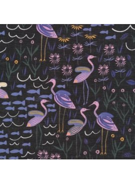 Wild by Leah Duncan Island of the Moon Black Batiste