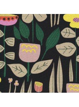 Wild by Leah Duncan Maru Barkcloth
