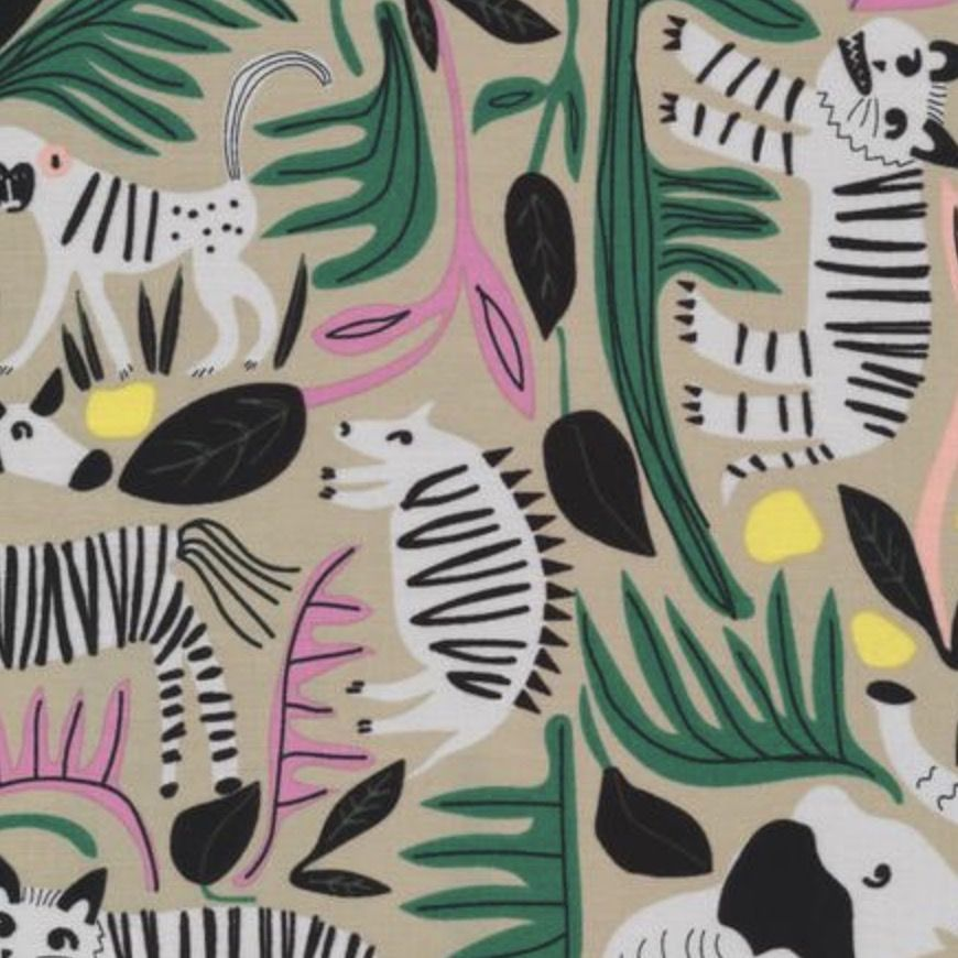 Wild by Leah Duncan Jungle Forest