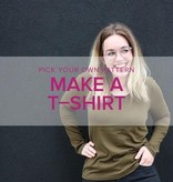 Erica Horton Pick Your Pattern: T-Shirts, Alberta St Store, Thursdays, April 18 & 25, 6-9pm