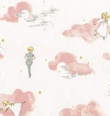 Michael Miller Fabrics Peter Pan by Sarah Jane: Peter and Wendy Blossom