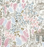 Michael Miller Fabrics Peter Pan by Sarah Jane: The Little HouseBloom