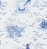 Michael Miller Fabrics Peter Pan by Sarah Jane: Second Star to the Right