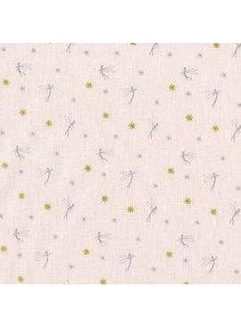 Michael Miller Fabrics Peter Pan by Sarah Jane: Tink Blush
