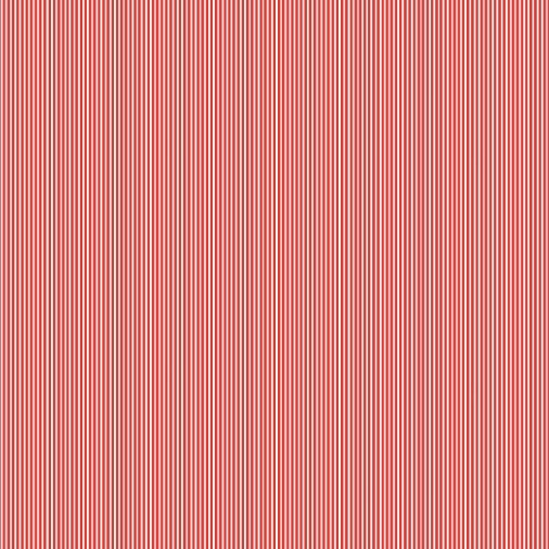 Andover Andover Pinstripe Red