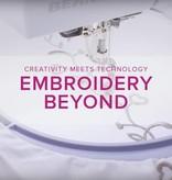 Modern Domestic MyBERNINA: Machine Embroidery Beyond, Alberta St. Store, Monday, March 18, 1-3pm