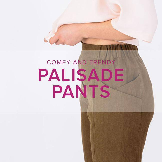 Karin Dejan Palisade Pants, Lake Oswego Store, Monday, April 1, 8, & 15, 6-9pm