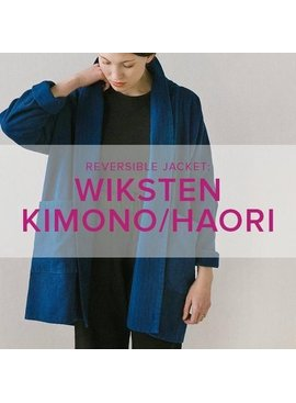 Karin Dejan Wiksten Haori Kimono Jacket, Lake Oswego Store, Wednesdays May 1, 8, & 15, 6-9 pm