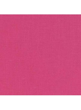 Robert Kaufman Essex Solid Hot Pink