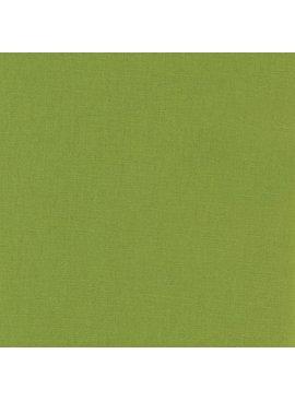Robert Kaufman Essex Solid Lime