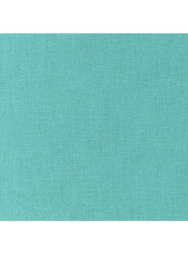 Robert Kaufman Essex Solid Medium Aqua