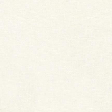 Robert Kaufman Essex Solid PFD Bleach White