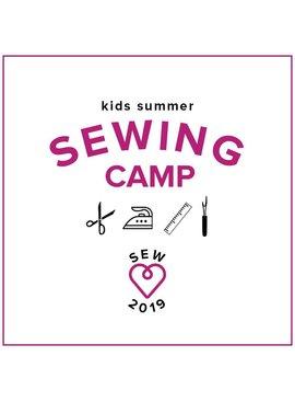 Jaylin Redden-Hefty Kids Sewing Camp: Slumber Party, Lake Oswego Store, Monday - Friday, July 29-August 3, 10am-1pm