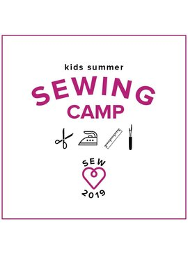 Jaylin Redden-Hefty Kids Sewing Camp: Slumber Party, Lake Oswego Store, Monday - Friday, June 24-28, 10am-1pm