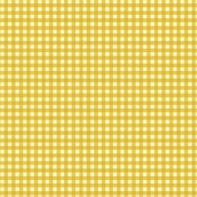 Windham Fabrics Trixie by Heather Ross Gingham Gold