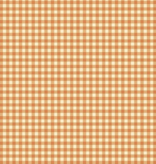 Windham Fabrics Trixie by Heather Ross Gingham Tangerine