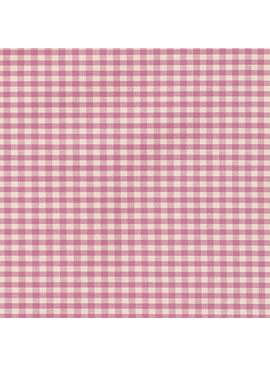 Robert Kaufman Crawford Gingham Medium Violet