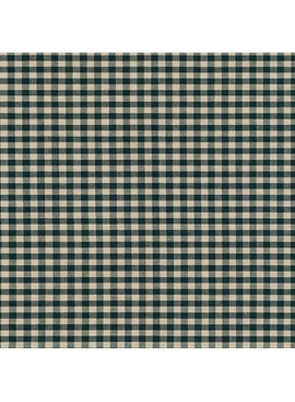 Robert Kaufman Crawford Gingham Medium Forest